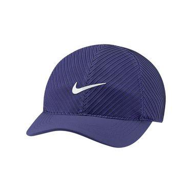 Nike Court Advantage Hat - Dark Purple Dust