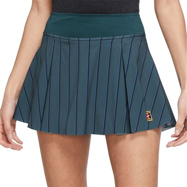 Nike Club Skirt Womens Dark Teal Green DJ2530 393