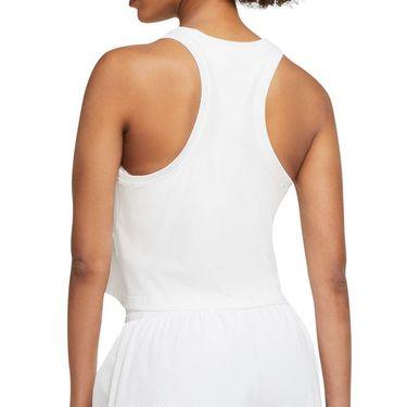 Nike Court Dri Fit Tank Womens White DJ2589 100