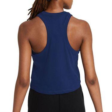 Nike Court Dri Fit Tank Womens Binary Blue DJ2589 429