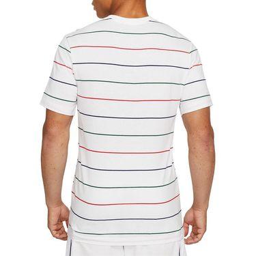 Nike Court Crew Shirt Mens White DJ2592 100