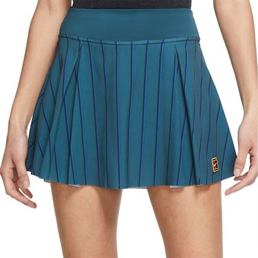 Nike Club Skirt Womens Dark Teal Green DJ3620 393