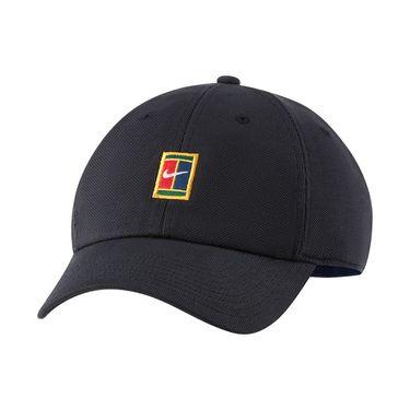 Nike Court Heritage 86 Hat - Black/Binary Blue