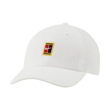 Nike Court Heritage 86 Hat - White