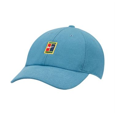 Nike Court Heritage 86 Hat - Rift Blue/Binary Blue