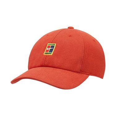 Nike Court Heritage 86 Hat - Cinnabar/Binary Blue