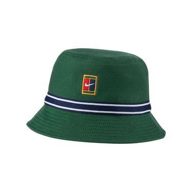 Nike Court Bucket Hat Gorge Green DJ6150 341