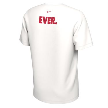 Nike Greatest Athlete of All Time Serena Tee Womens White DM5368 100