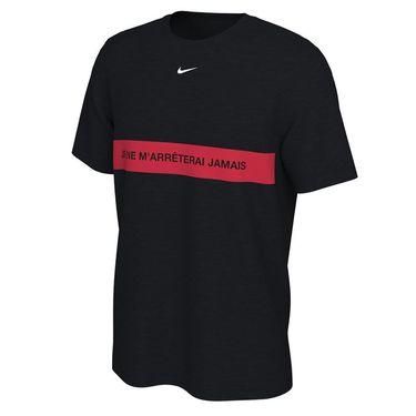 Nike Never Stop Fighting Serena Tee Womens Black DM5369 010