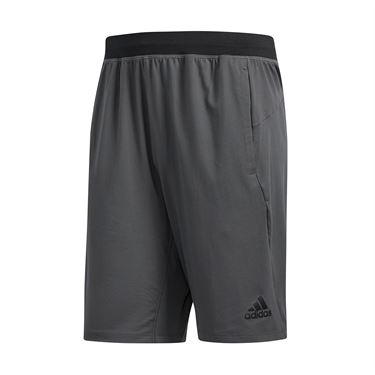 adidas Sport Ultimate Knit 9 Short Mens Grey Six DQ2854