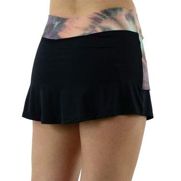 Bluefish Fresh Hippie Skirt Womens Black/Fresh Print E1095 BKFû