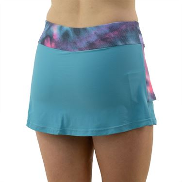 Bluefish Cotton Candy Hippie Skirt Womens Heavenly/Cotton Candy Print E1095 HVN