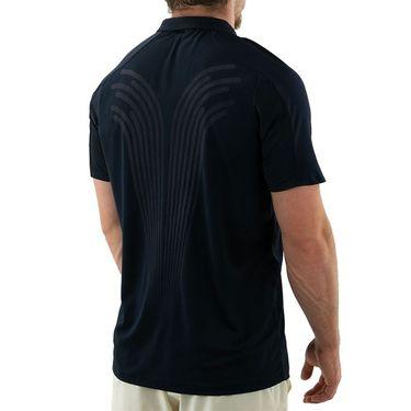 Ellesse Sicoli Pro Polo Shirt Mens Navy EM11248 NVY