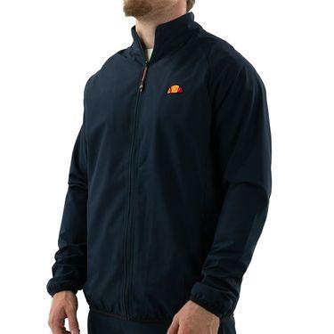 Ellesse Treppio Pro Full Zip Jacket Mens Navy EM11253 NVY