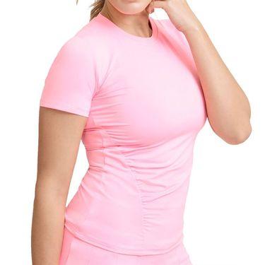Eleven Glow Up Star Light Top Womens Sunburst Pink EVT GU SS152 654