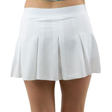 Ellesse Caletta Pleated Skirt Womens White EW11871 100û
