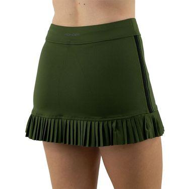 Inphorm Militaire Harper Skirt Womens Militaire/Black F20009 0235