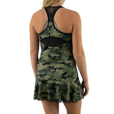 Inphorm Militaire Bridget Dress Womens Camo/Black F21002 0236