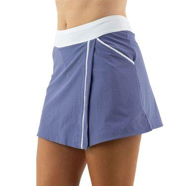 Inphorm Misty Sky Lana Wrap Skirt Womens Mist/White F21018 0226