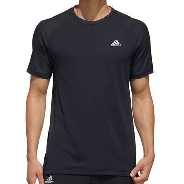 adidas Tee Shirt Mens Black FK1418