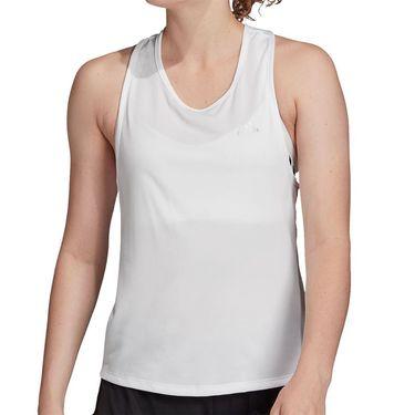 adidas Club Tie Tank Women White/Matte Silver FK6977