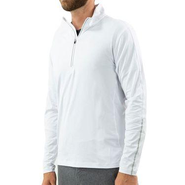Fila Sintra 1/2 Zip Jacket - White