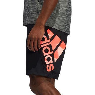 adidas Olympic Bos Short Mens Black FS3660