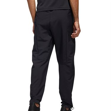adidas 3 Stripe Woven Pant Mens Black FS3769