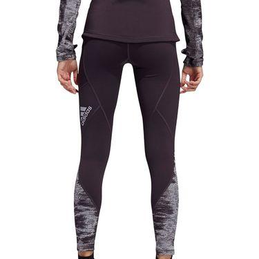 adidas Legging Womens Noble Purple/Black FT3140