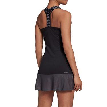 adidas Tennis Y-Dress Womens Black/Grey FT6389