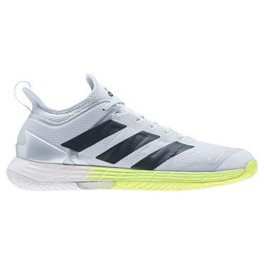 adidas Adizero Ubersonic 4 Mens Tennis Shoe - White/Core Black ...