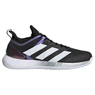 adidas Adizero Ubersonic 4 Clay Mens Tennis Shoe - Core Black ...