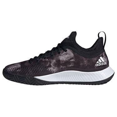 adidas Defiant Generation Mens Tennis Shoe Core Black/Grey Five FY3249