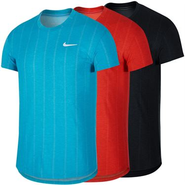Nike Court Challenger SS Crew Fall 20