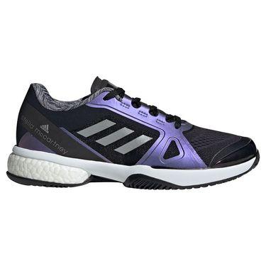 adidas Barricade aSMC Womens Tennis Shoe - Core Black   Tennis-Point