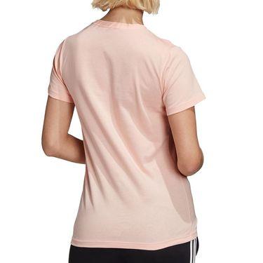 adidas Badge of Sport Cotton Tee Womens Haze Coral GC6948