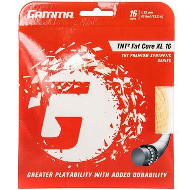 Gamma TNT2 Fat Core XL 16g Tennis String