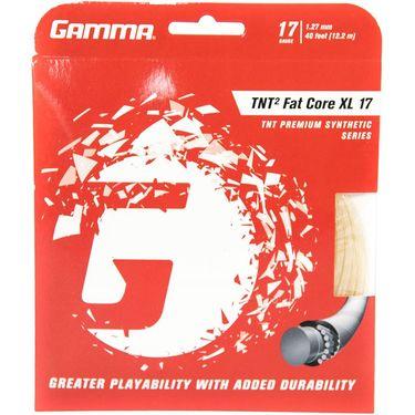 Gamma TNT2 Fat Core XL 17g Tennis String