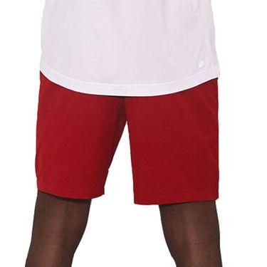 Lacoste Novak Ombre Waistband Short Mens Ladybird Cherry Red GH6906 1HU