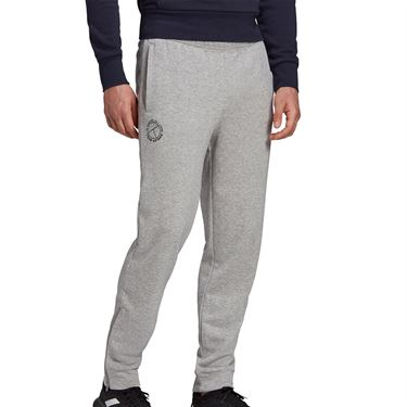 adidas Category Graphic Pant Mens Medium Grey Heather/Legend Ink GH7357