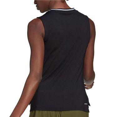 adidas Match Tank Womens Black/White GH7549