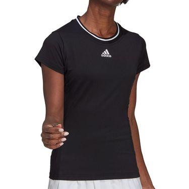 adidas Freelift Top Womens Black/White GH7591