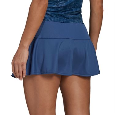 adidas Match Skirt Womens Crew Blue/Alumina GH7598