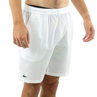 Lacoste Stretch Taffetas Short Mens White GH8107 001û