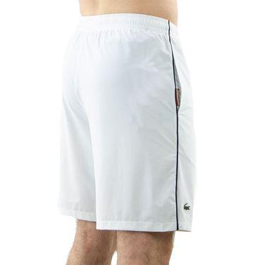 Lacoste Roland Garros Short Mens White/Navy Blue GH9384 AJ0