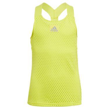 adidas Girls Y Tank Acid Yellow GK3011