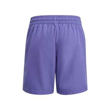 adidas Boys Club Short Purple/White GK8173