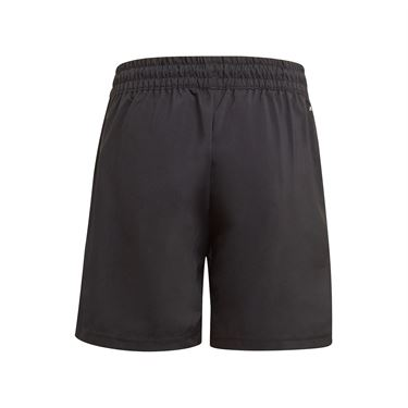 adidas Boys Club 3 Stripe Short Black/White GK8184