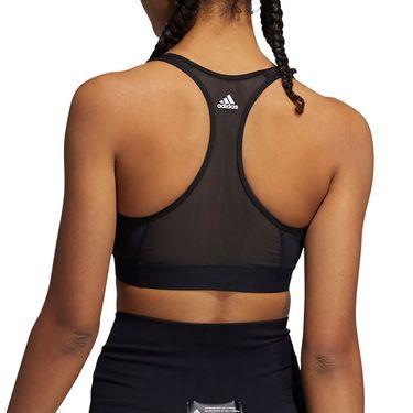 adidas Sports Bra Womens Black/Grey Four/White GL0591