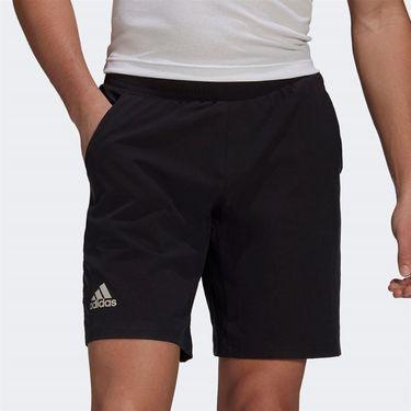 adidas Ergo 7 inch Short Mens Black/White GL5326